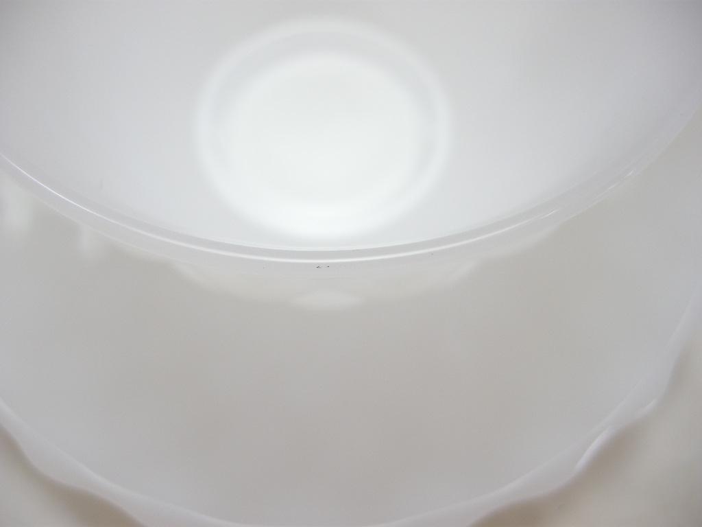 ファイヤーキング バブル カップ&ソーサー ホワイト SS No.018