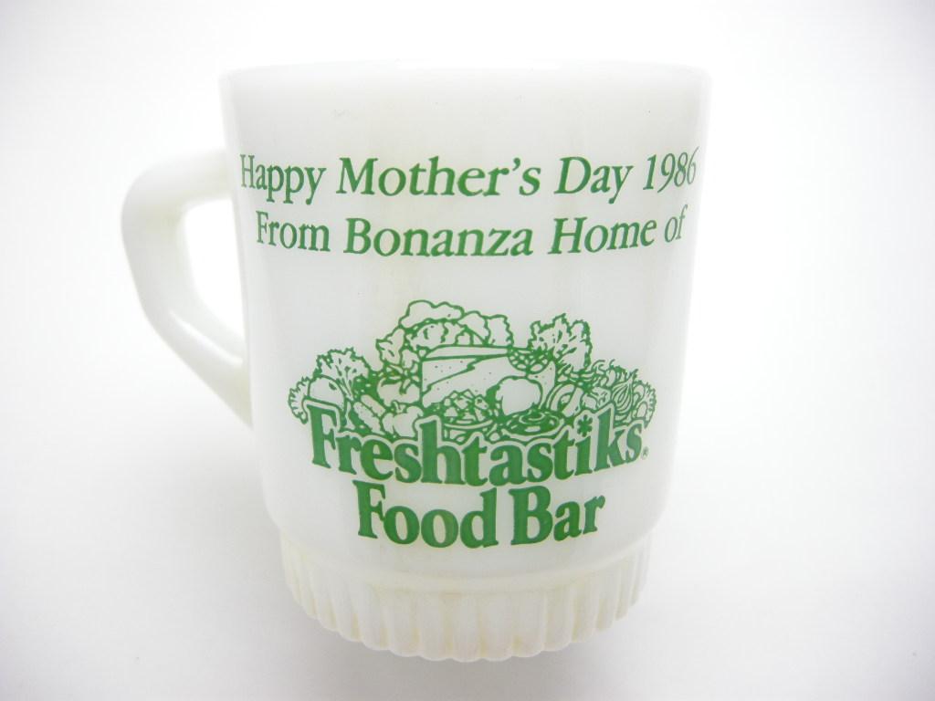ファイヤーキング アドマグ Freshtastiks(Mother's Day 母の日) 1986 AB 訳あり No.110