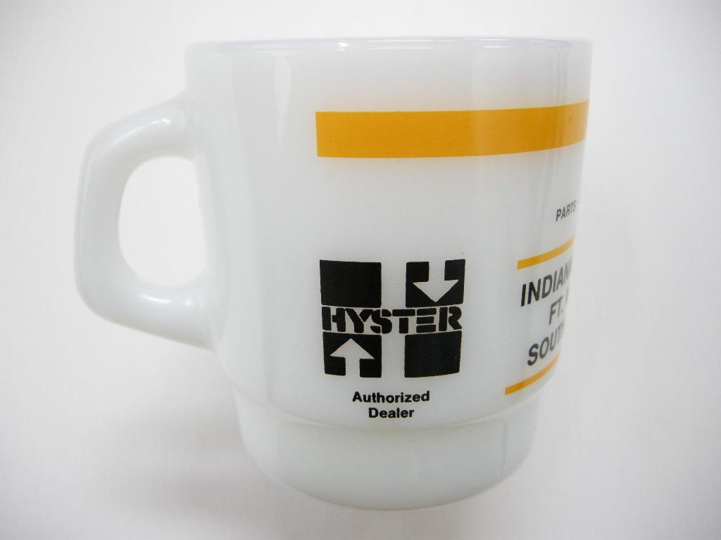 ギャラクシー アドマグ HYSTER S No.001