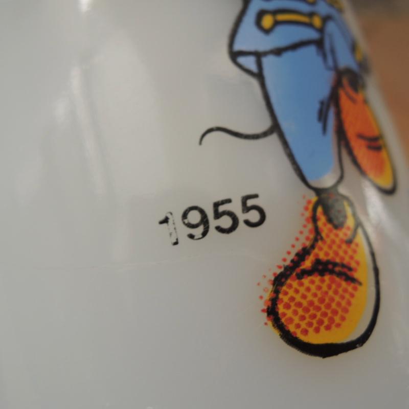 ファイヤーキング アドマグ ペプシ/ディズニー ミッキーマウスクラブ 1970年代 Aランク No.150