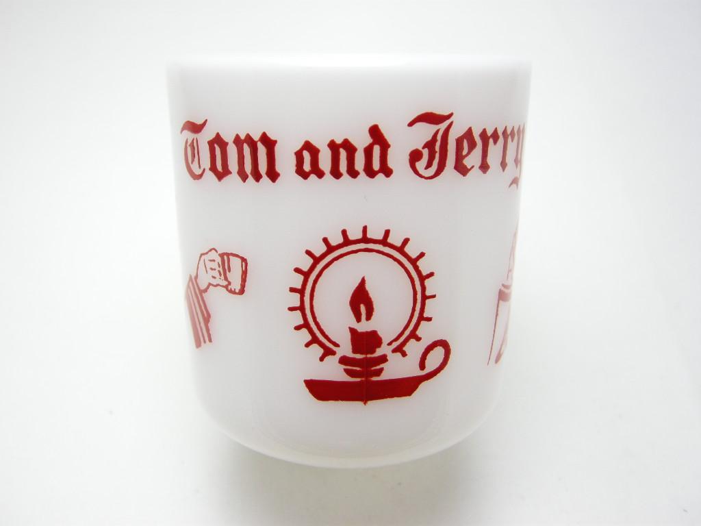 ヘーゼルアトラス パンチカップ トム&ジェリー 60s S No.054