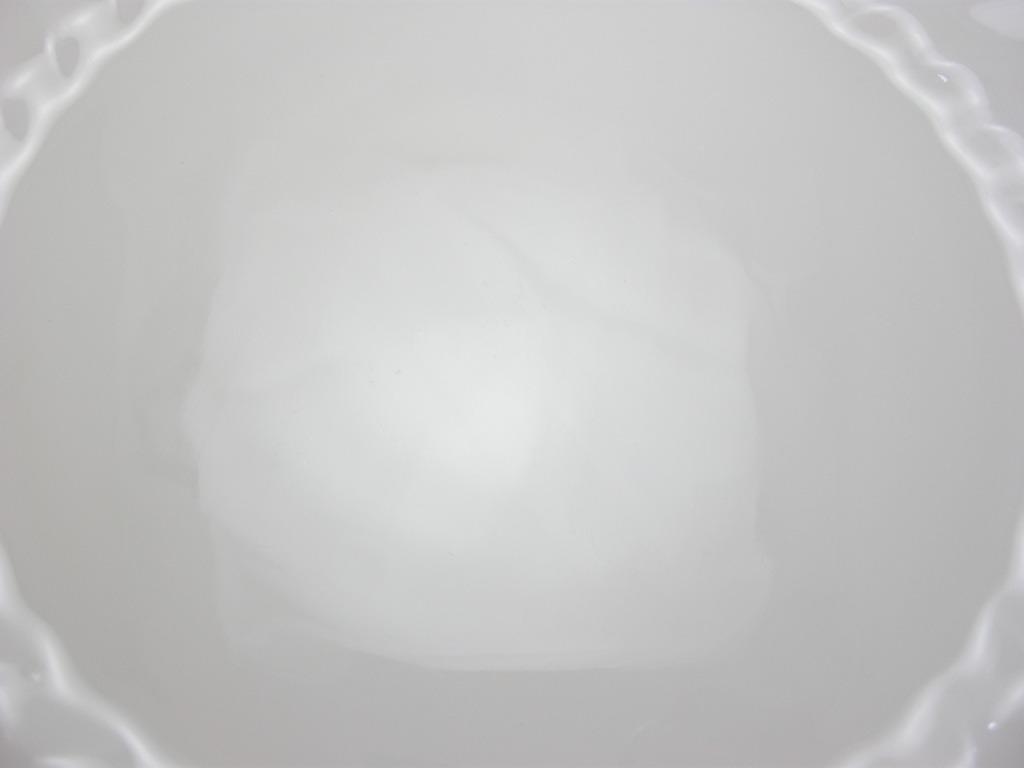 ファイヤーキング シェル ディナープレート ホワイト 60s S No.009