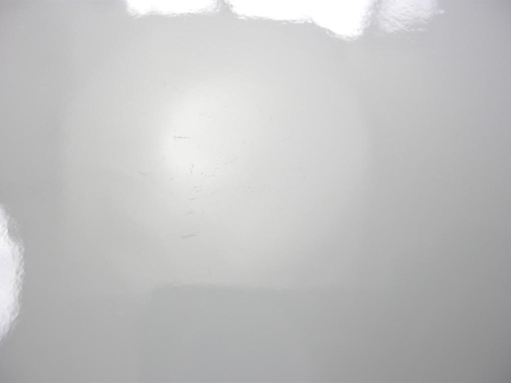ファイヤーキング RW 9 1/2インチオーバルプラッター ホワイト 50s後期 A No.003