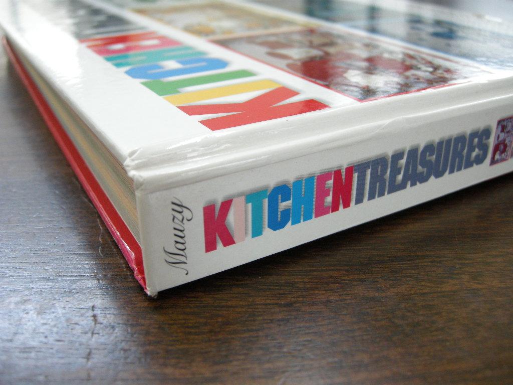 『Kitchen Treasures』 (ハードカバー) 中古 送料無料