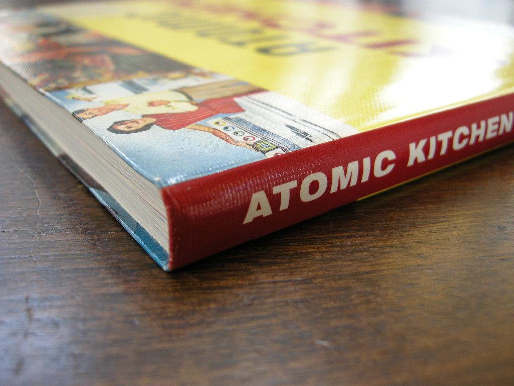 『ATOMIC KITCHEN』 (ペーパーバック) 中古 送料無料