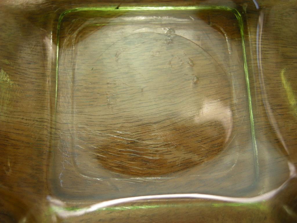 アンカーホッキング アッシュトレイ(M) アボカドグリーン AB No.023