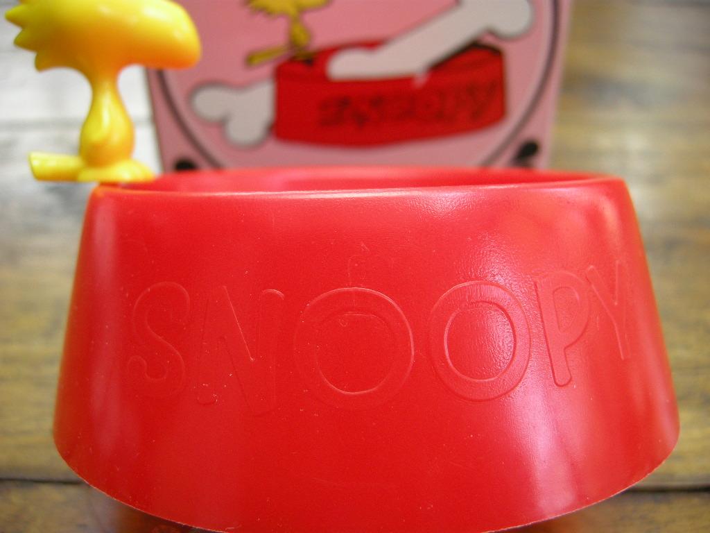 エイボン ソープ&ソープディッシュ ウッドストック (SNOOPY'S PAL) (箱入り) 1973年 AB No.048