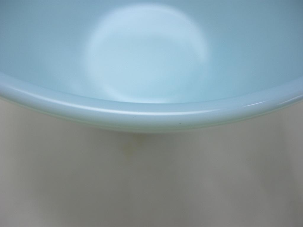 ファイヤーキング スプラッシュプルーフボウル(M) ターコイズ 50s後期 A No.009