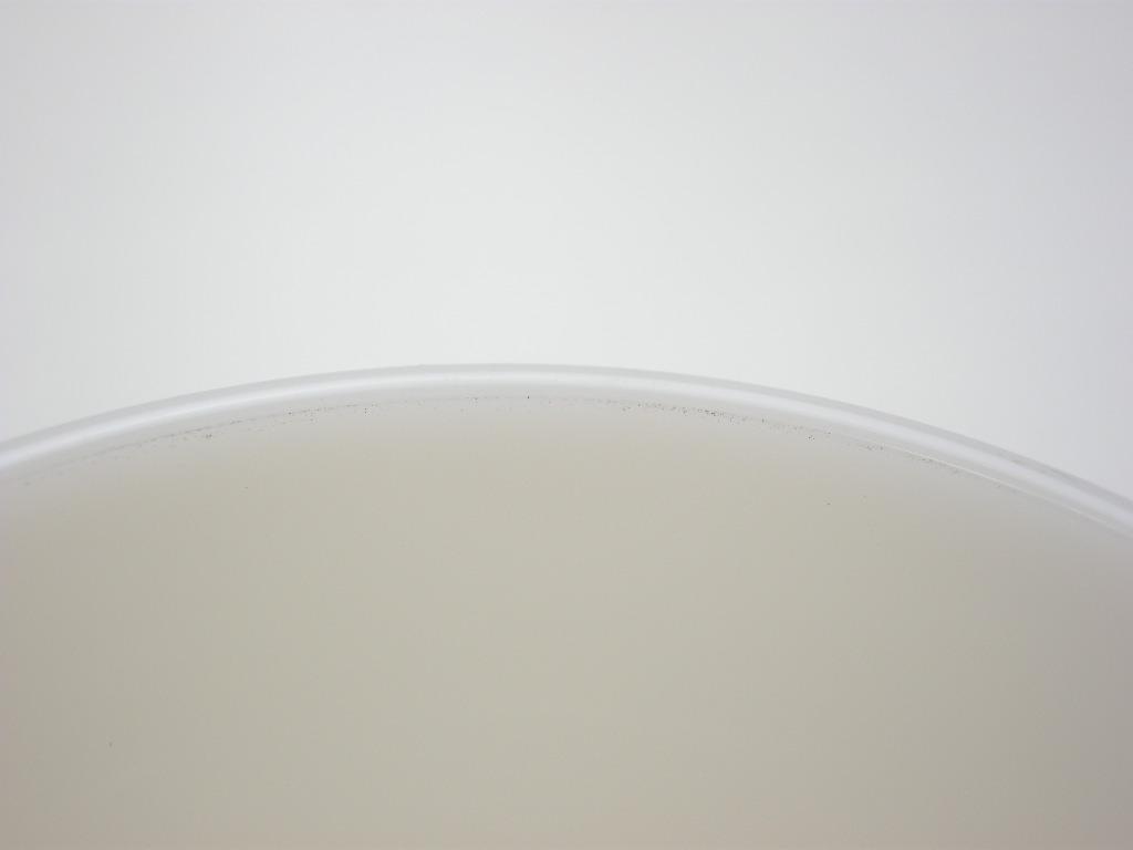 ファイヤーキング 1700line ランソムカップ&ソーサー ライトアイボリー 40s後期(GLASS刻印) A No.014