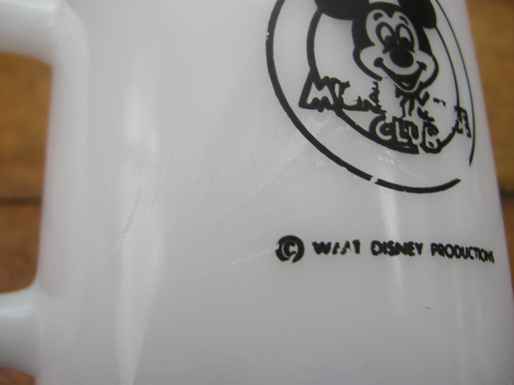 リビー プリントマグ ミッキーマウス A No.005