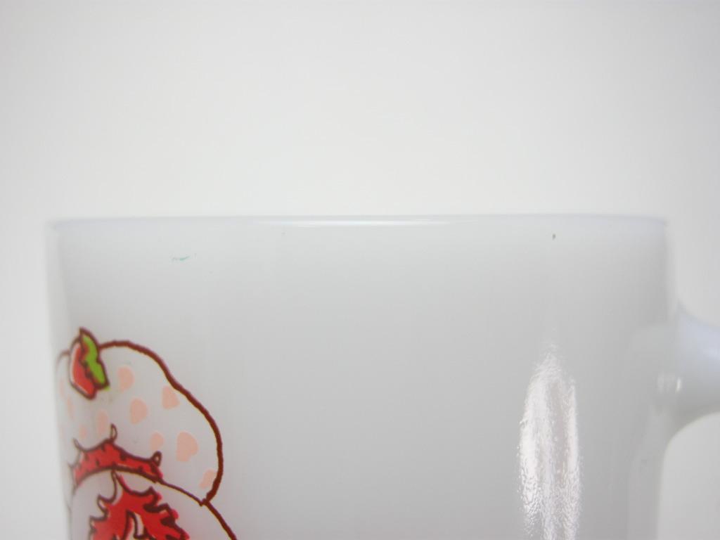 ファイヤーキング プリントマグ ストロベリーショートケーキ 70s S No.024