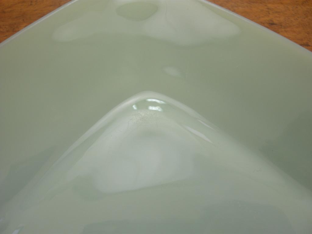 ファイヤーキング チャーム ランチョンプレート ジェダイ 40s(GLASS刻印) A No.007