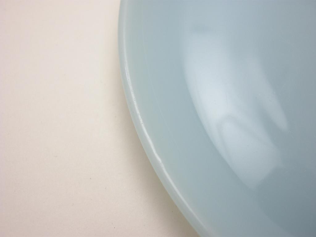 ファイヤーキング 7 1/4インチプレート(約18センチ) ターコイズ 50s後期 AB No.004