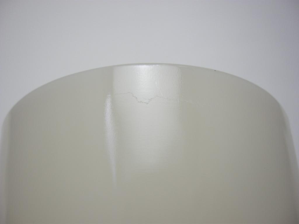 ファイヤーキング 1700line セントデニスカップ アイボリー 40s後期(GLASS刻印/ラベル付き) S No.007