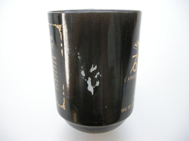 ファイヤーキング<br> プリントマグ 星座<br> カプリコーン(山羊座) 60s B No.001