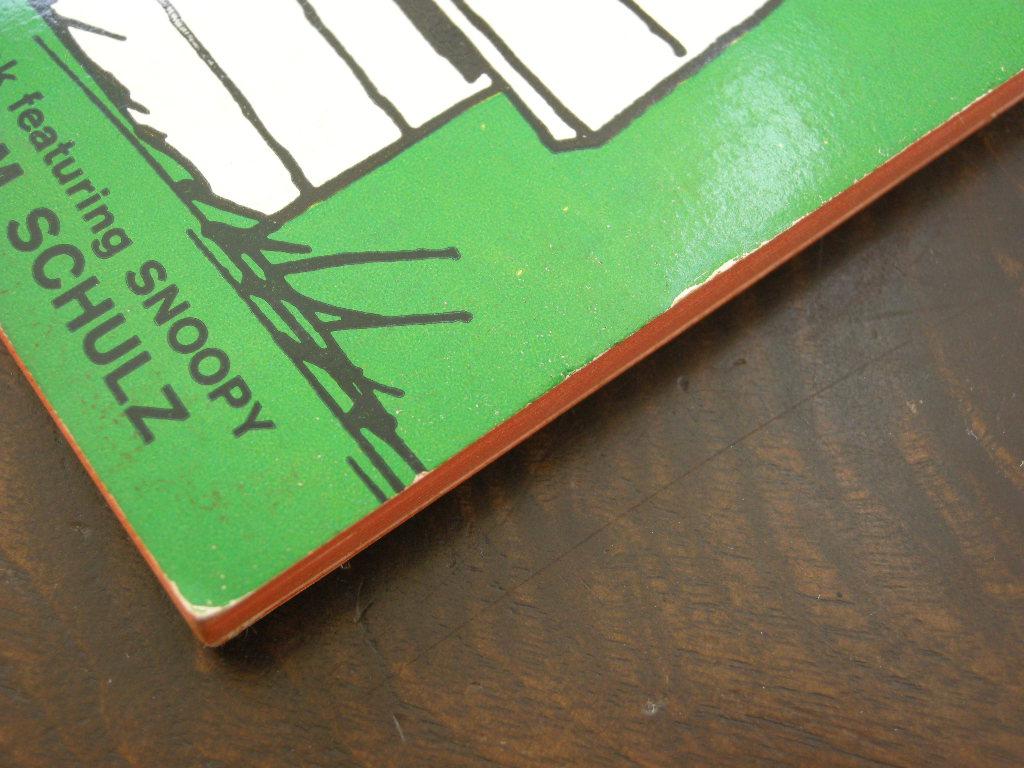 スヌーピー 『GOOD OL' SNOOPY』 ヴィンテージコミックブック モノクロ 1969年発行 (ペーパーバック) No.002 中古 送料無料