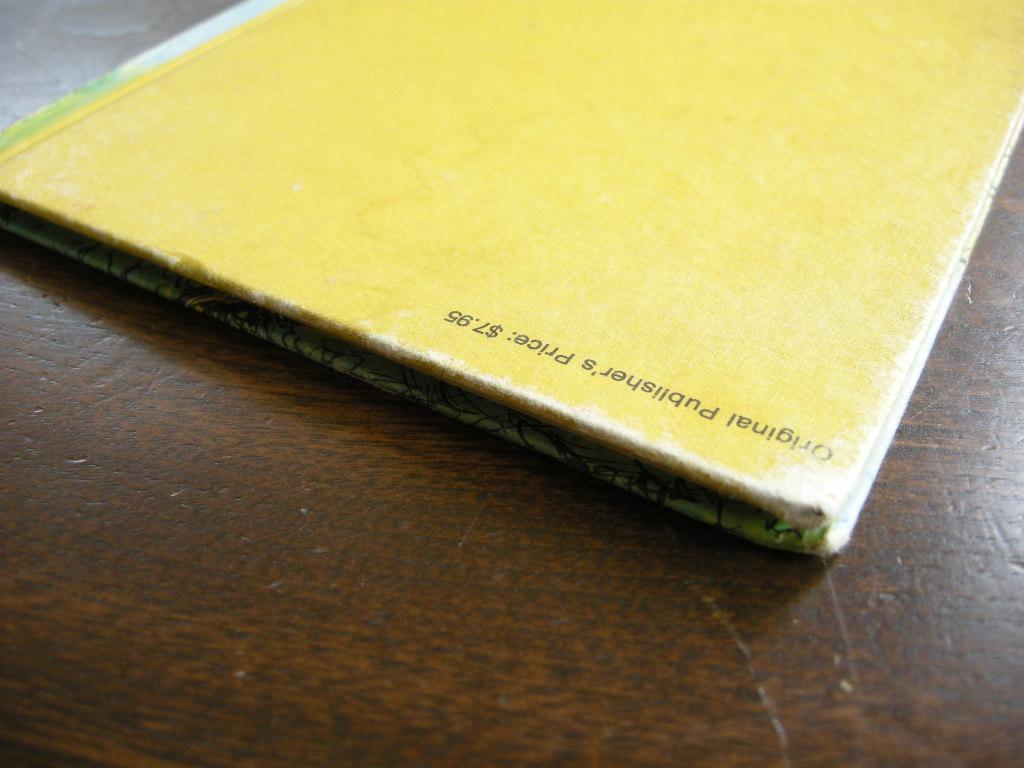クワートワース『TONY'S BIRDS』ヴィンテージ英語絵本 フルカラー(ハードカバー) 1961年発行 中古AB