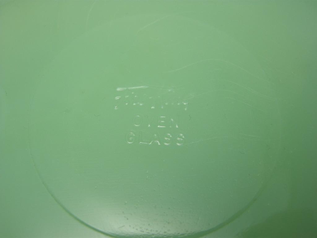 ファイヤーキング RW ノンパーテーションプラッター ジェダイ 40s後期(GLASS刻印) A No.003