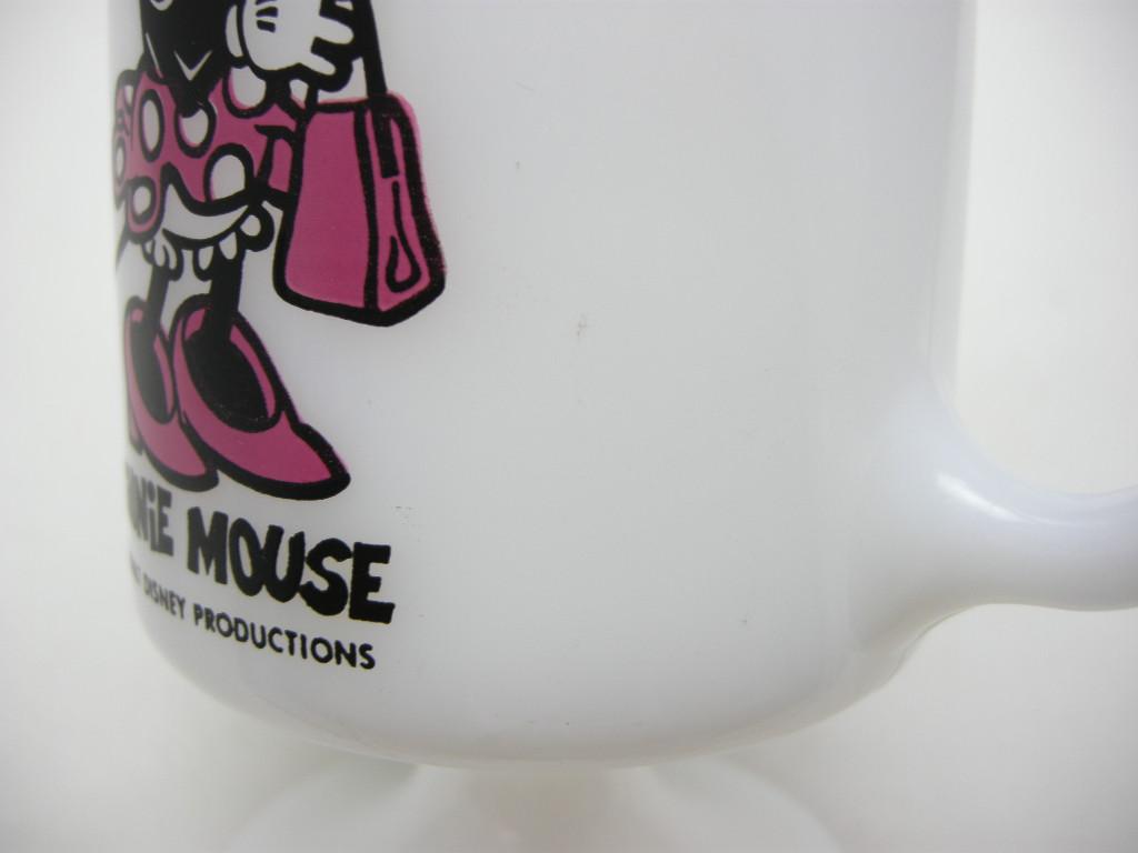 フェデラル プリントマグ フッテッドマグ ディズニー ミニーマウス A No.053