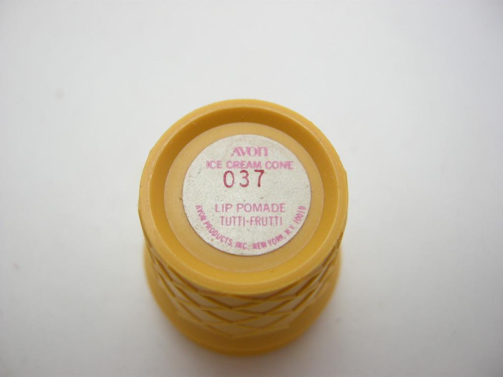 エイボン  リップバーム(LIP POMADE) ソフトクリーム (箱入り) B No.019