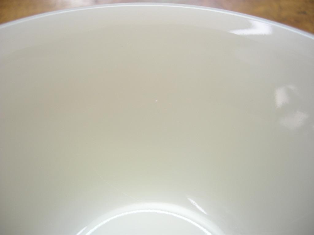 ファイヤーキング カスタードカップ(6oz) アイボリー 40s(GLASS刻印) A No.019
