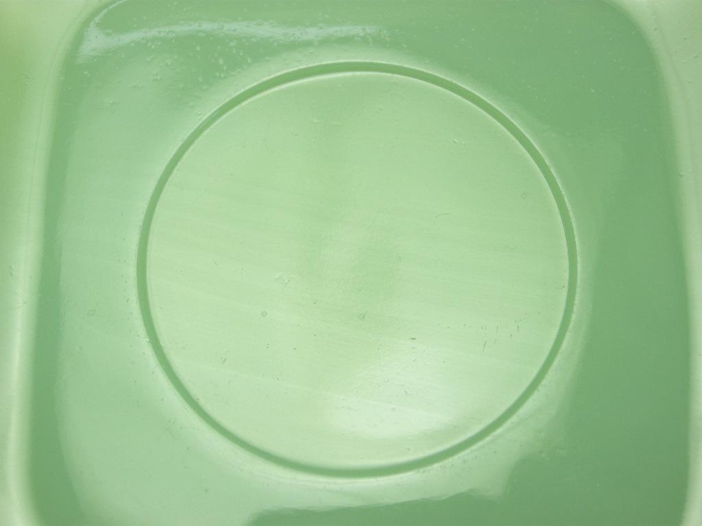 ファイヤーキング チャーム カップ&ソーサー ジェダイ 40s(GLASS刻印) S No.051