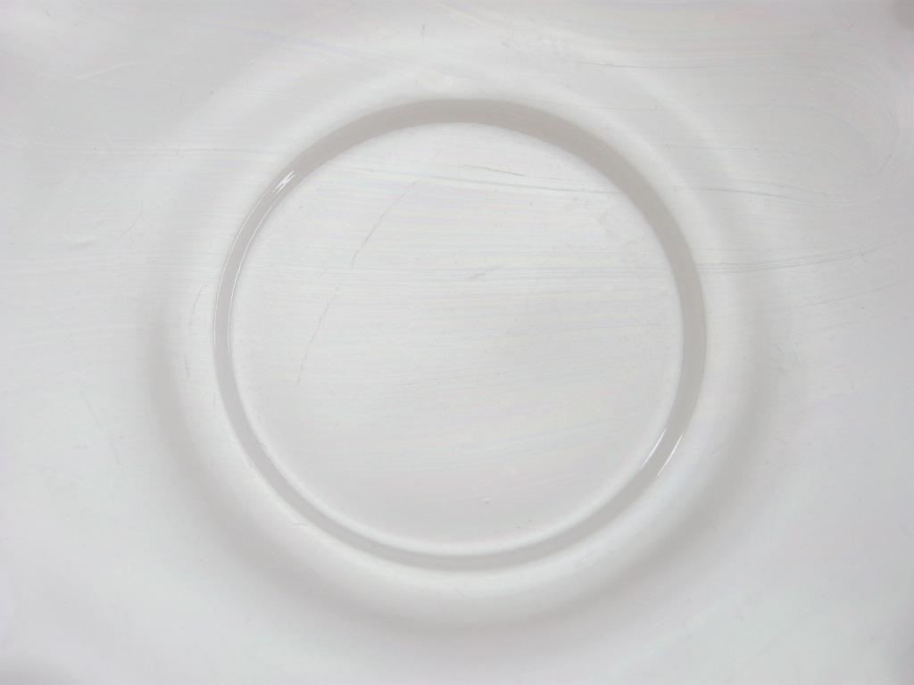 ヘーゼルアトラス リプル カップ&ソーサー つぶつぶハンドル ホワイト 50s A No.056