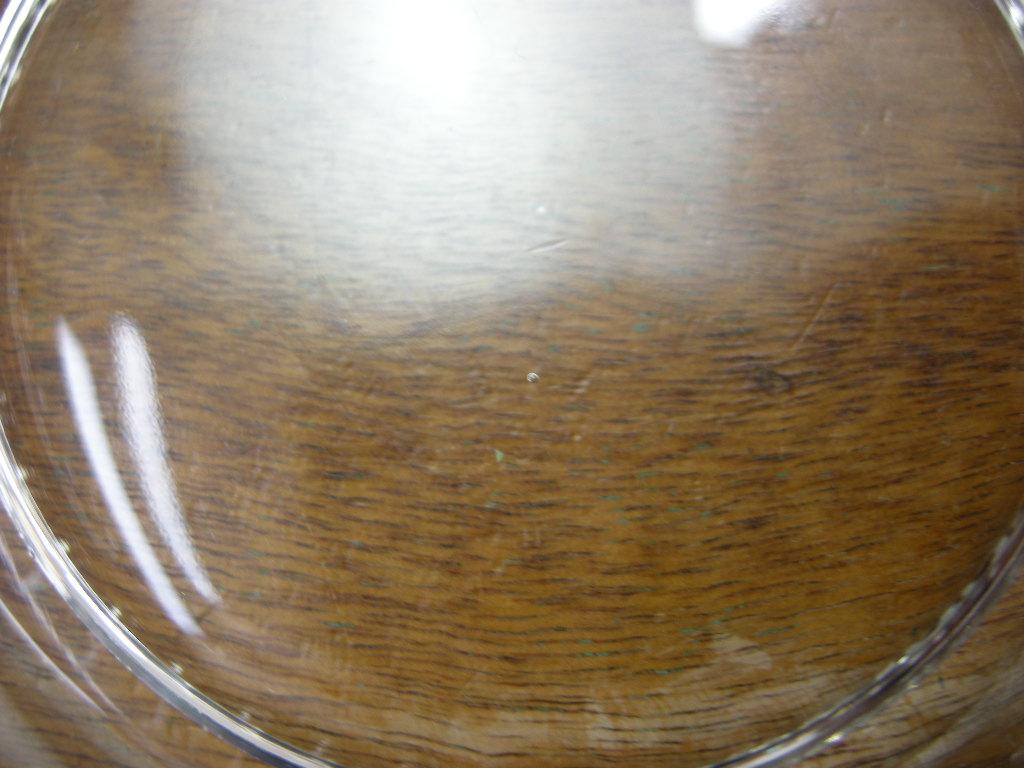インペリアルグラスカンパニー キャンドルウィック デザートボウル クリスタル SS No.008