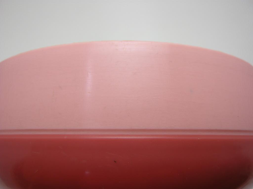 ボップデッカー メルマック ボウル ピンク 1950年代 No.002 ヴィンテージ・メラミン樹脂製食器
