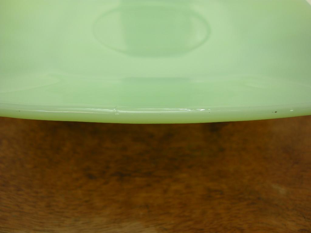 ファイヤーキング チャーム カップ&ソーサー ジェダイ 40s(GLASS刻印) A No.045