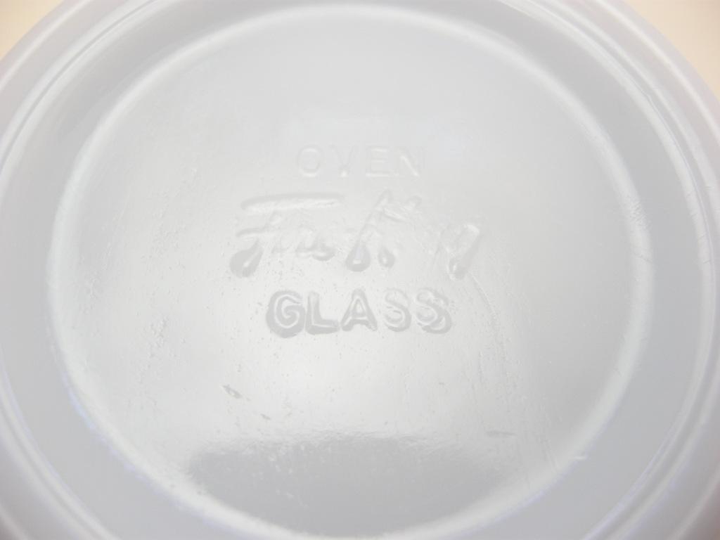 ファイヤーキング チリボウル アズライト 40s後期(GLASS刻印) A No.008
