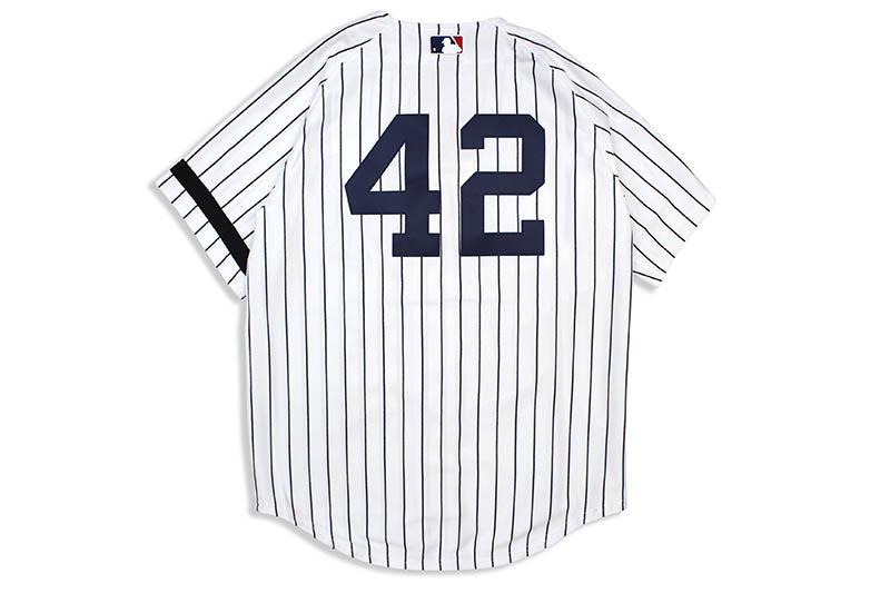 MITCHELL & NESS AUTHENTIC JERSEY (NEW YORK YANKEES/HOME/2000/MARIANO RIVERA)