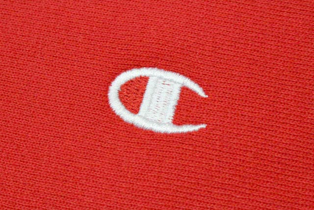 CHAMPION LIFE REVERSE WEAVE PULLOVER HOODIE (TEAM RED SCARLET)