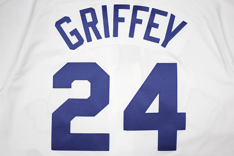 MITCHELL & NESS AUTHENTIC JERSEY (SEATTLE MARINERS/HOME/1989/KEN GRIFFEY JR.)