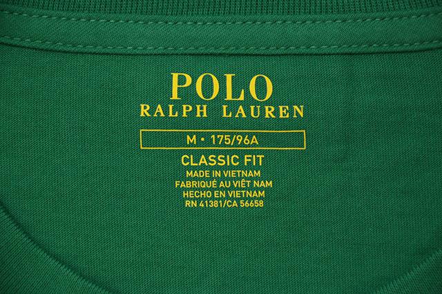POLO RALPH LAUREN COTTON JERSEY POCKET T-SHIRT (710704248080:CHROMA GREEN)