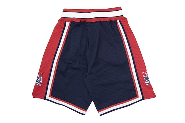 MITCHELL&NESS AUTHENTIC SHORTS TEAM USA 1992