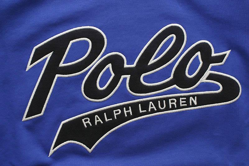 POLO RALPH LAUREN DOUBLE-KNIT TECH HOODIE (710792890001:PACIFIC ROYAL MULTI)