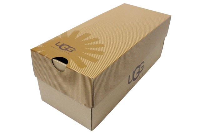 UGG SCUFF PLAID SLIPPER(1008300:REDWOOD)