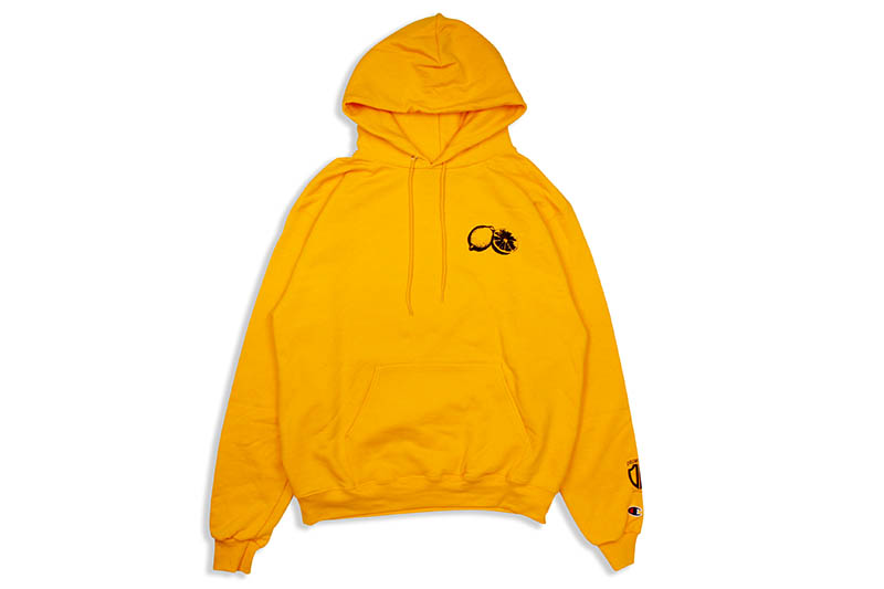 "CLASSIC MATERIAL NY x CONWAY ""LEMON"" OG HOODIE (YELLOW)"
