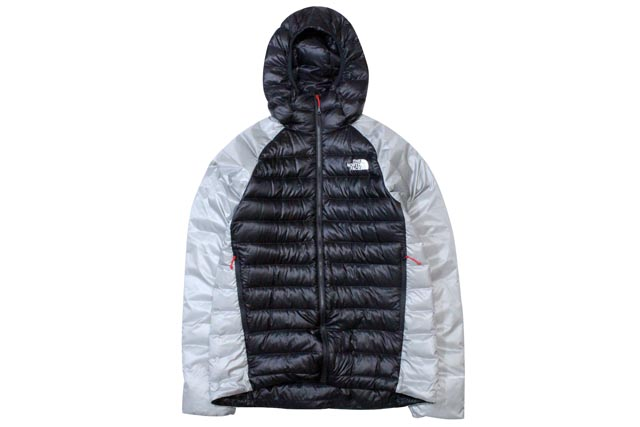 THE NORTH FACE IRONDOME QUILTED GOOSE DOWN JKT(TNF BLACK/GREY)