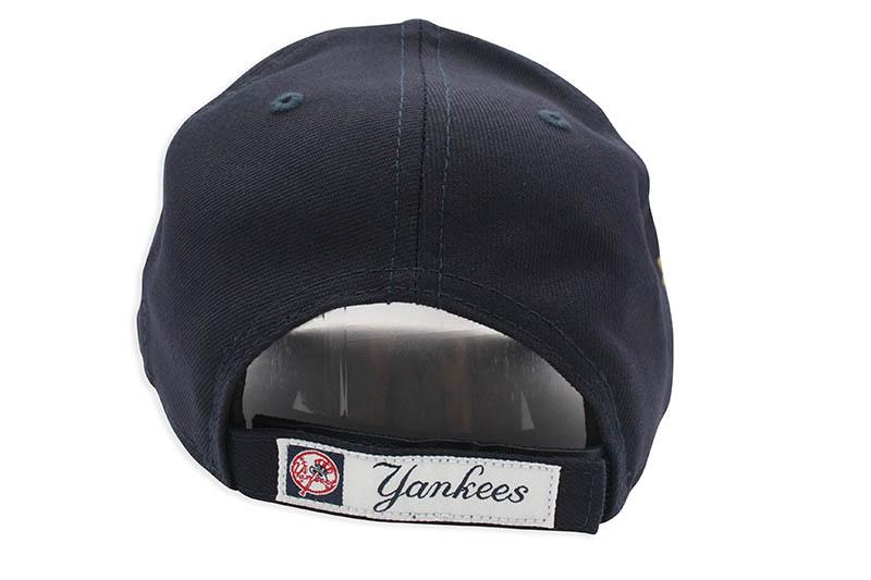NEW ERA NEW YORK YANKEES 9FORTY ADJUSTABLE CAP (NAVY/DEREK JETER 2020 HALL OF FAME)