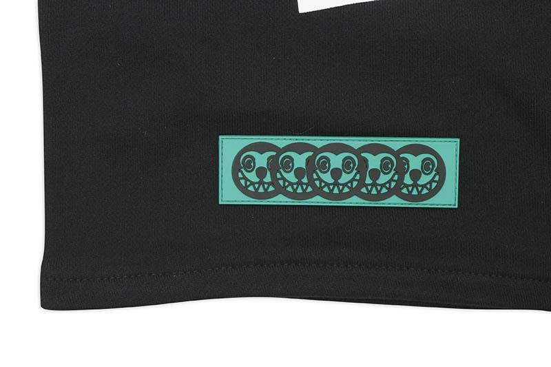 ICECREAM ARCH SHORT (411-3105:BLACK)