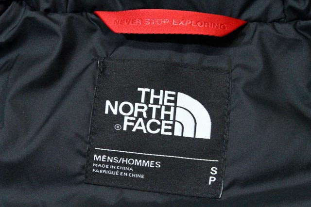 THE NORTH FACE GOTHAM JACKET �(BLACK CROC EMBOSS)