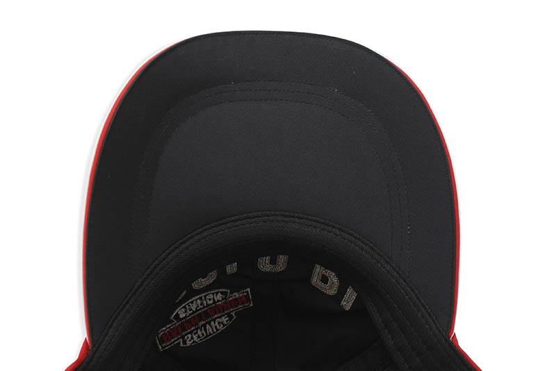 POLO RALPH LAUREN POLO RACING CAP (710823516001:BLACK MULTI)