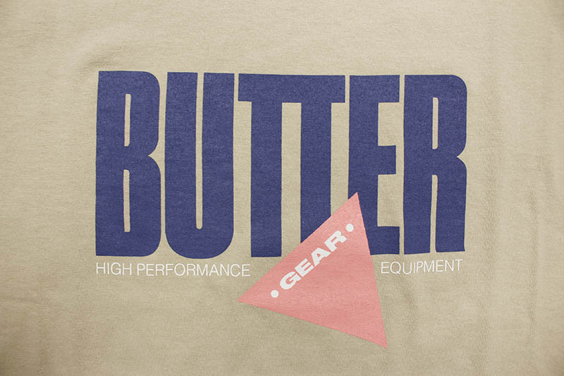 BUTTER GOODS GEAR TEE (SAND)