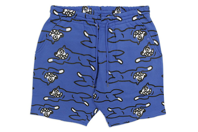 ICECREAM BOW WOW SHORT (411-4107:STRONG BLUE)
