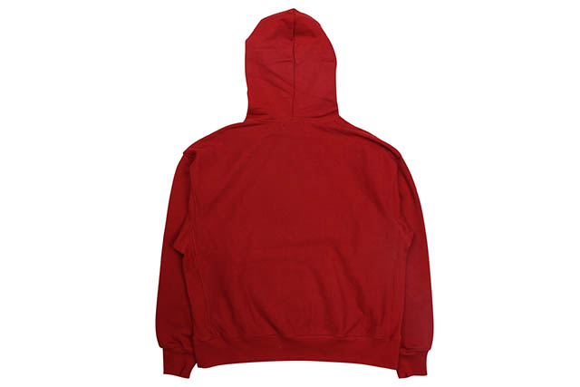 GUESS GREEN LABEL GUESS JEANS HOODY(WINE)