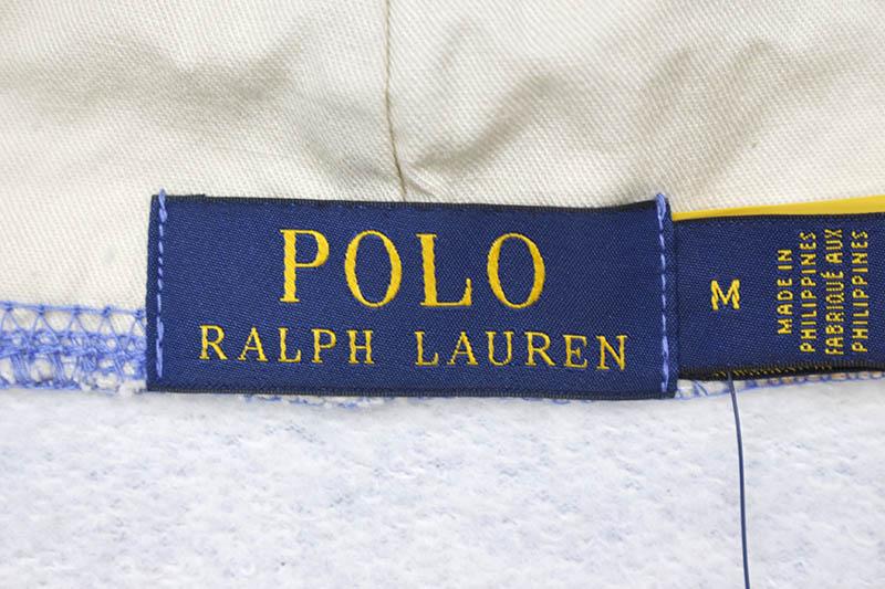 POLO RALPH LAUREN SERAPE-PRINT FLEECE HOODIE (710800111001:MULTI)