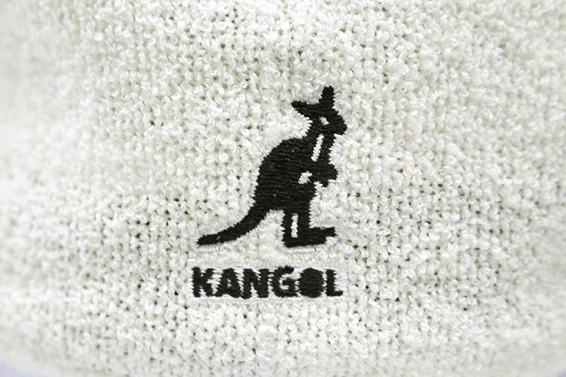 KANGOL BERMUDA 504 (K3075ST/WH103:WHITE)