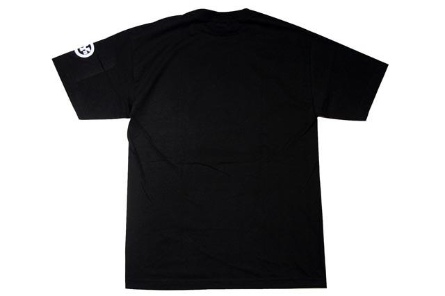 CLASSIC MATERIAL NY I RUN NY T-SHIRTS(BLACK)